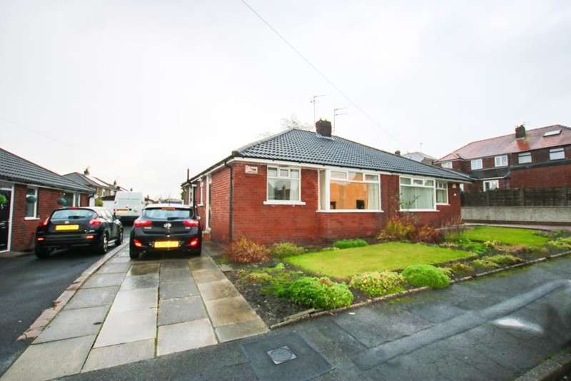 2 Bedrooms Bungalow for sale in Dale Crescent, Blackburn, Lancashire, BB2 5DR