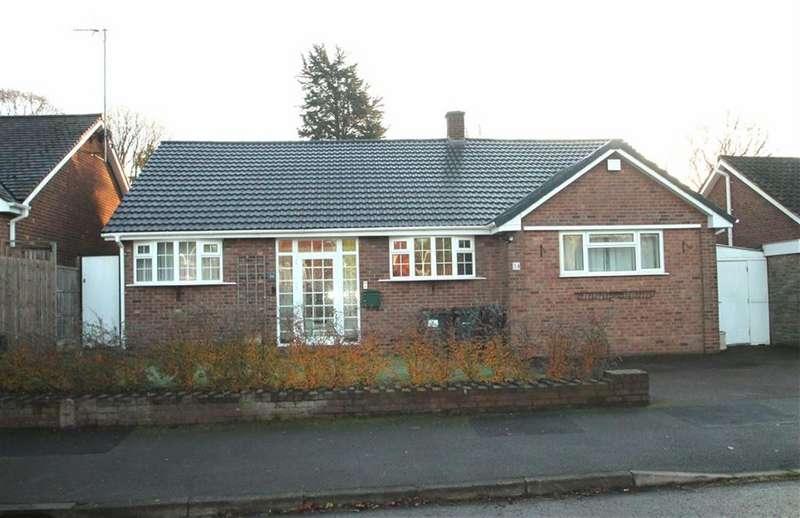 3 Bedrooms Bungalow for sale in Gilmorton Close, Harborne