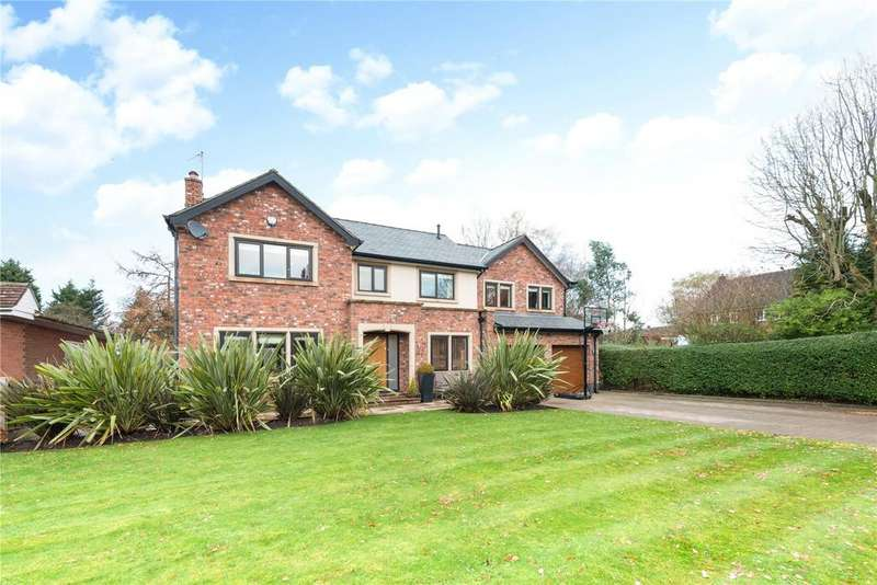 4 Bedrooms Detached House for sale in Pool End Close, Macclesfield, Cheshire, SK10