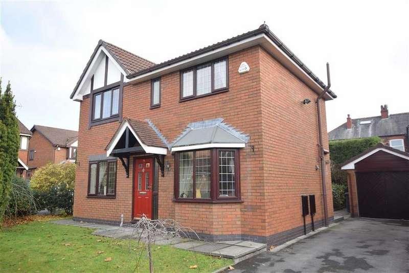 3 Bedrooms Detached House for sale in Taunton Lawns, Ashton-under-lyne