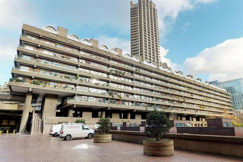 1 Bedroom Apartment Flat for sale in Defoe House, Barbican, London