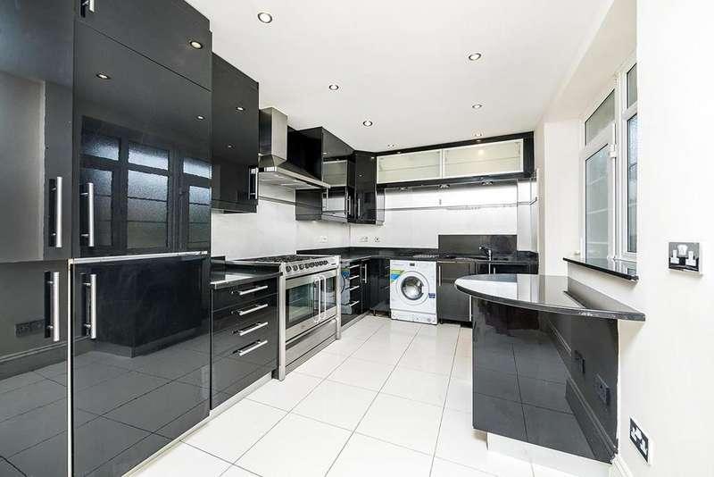 3 Bedrooms Flat for sale in Beaufort Park, NW11