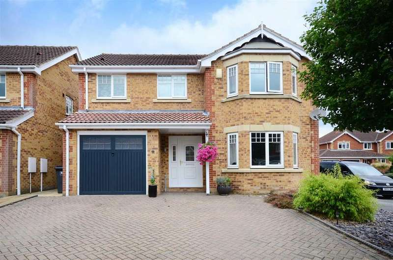 4 Bedrooms Detached House for sale in Kelgate, Sheffield