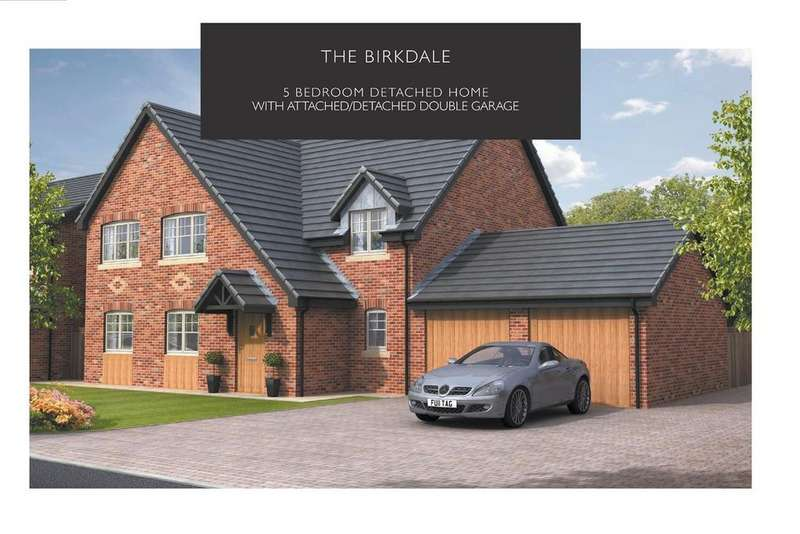 5 Bedrooms Detached House for sale in Mather Fold Farm, Hoghton Lane, Preston