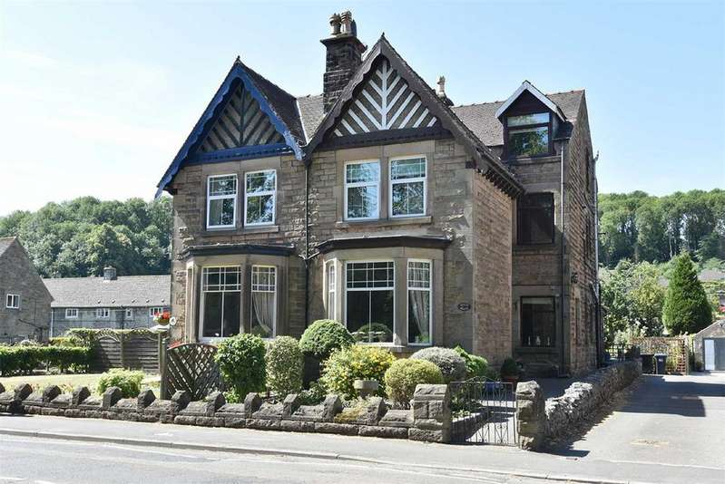 5 Bedrooms Semi Detached House for sale in Haddon Road, Bakewell