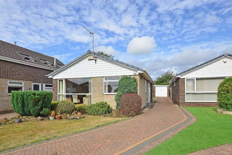 2 Bedrooms Bungalow for sale in Birchen Close, Dronfield Woodhouse, Dronfield