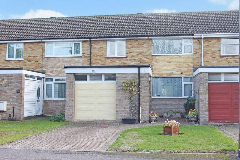 3 Bedrooms Terraced House for sale in Wood Close, Windsor SL4