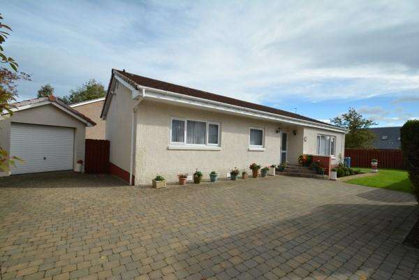 3 Bedrooms Detached Bungalow for sale in Caldercuilt Road, Maryhill Park, Glasgow, G20 0AQ