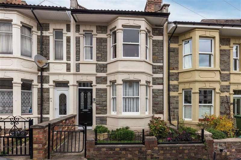 3 Bedrooms Terraced House for sale in Thornleigh Road, Horfield