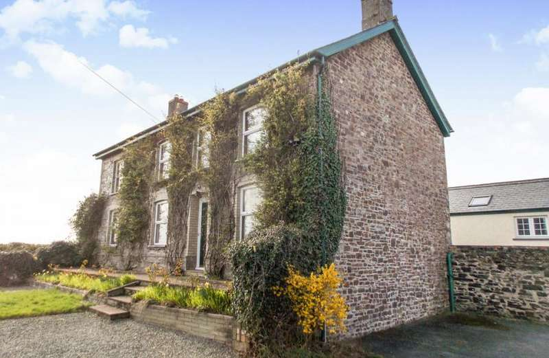 5 Bedrooms Property for sale in Liftondown, Devon