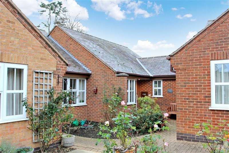 2 Bedrooms Retirement Property for sale in Lodge Mews, Thurnby, Leicester