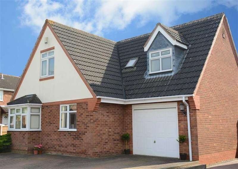 4 Bedrooms Detached House for sale in Sycamore Close, Burbage