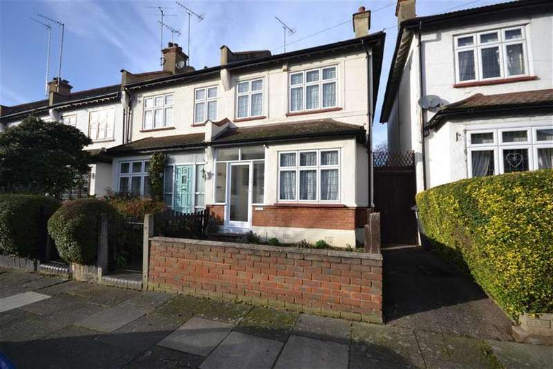 2 Bedrooms House for sale in Falkland Avenue, New Southgate, London