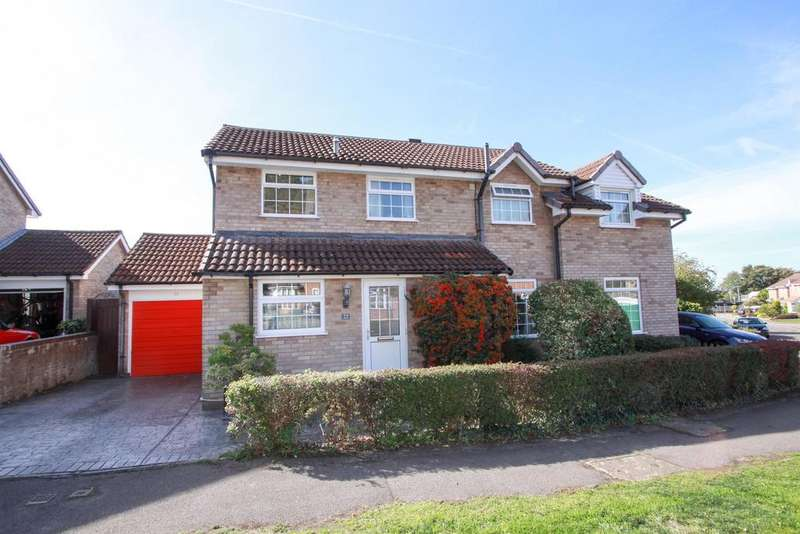 4 Bedrooms Detached House for sale in Rosedale Avenue, Stonehouse