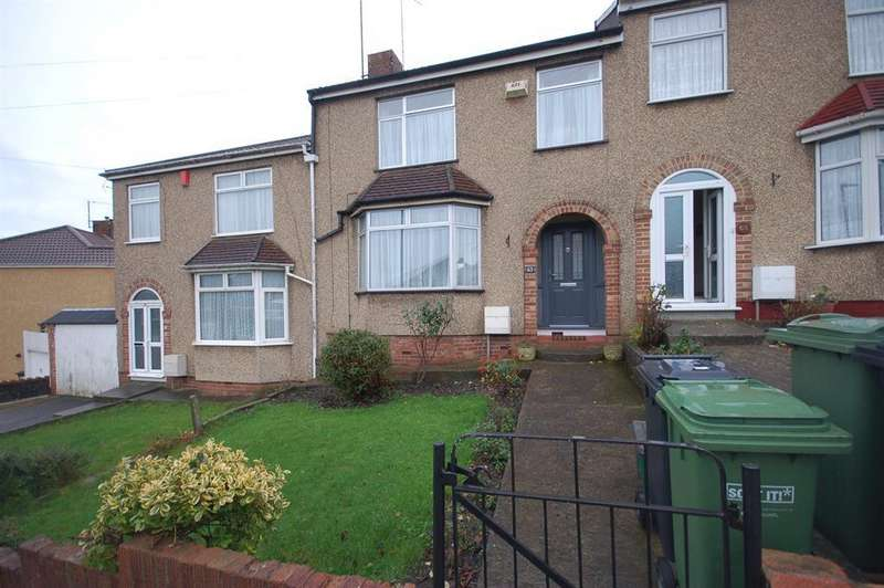 3 Bedrooms Terraced House for sale in Yew Tree Drive, Kingswood, Bristol BS15 4UD