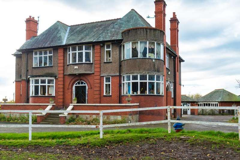 9 Bedrooms Detached House for sale in Five Acres, Kenyon Lane, Lowton WA3 1LQ