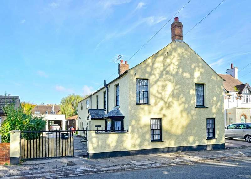 4 Bedrooms Detached House for sale in Station Road, Tempsford