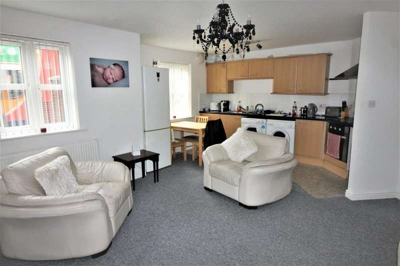 2 Bedrooms Apartment Flat for sale in Martin Mews, Atherton Rd, Hindley WN2 3EZ