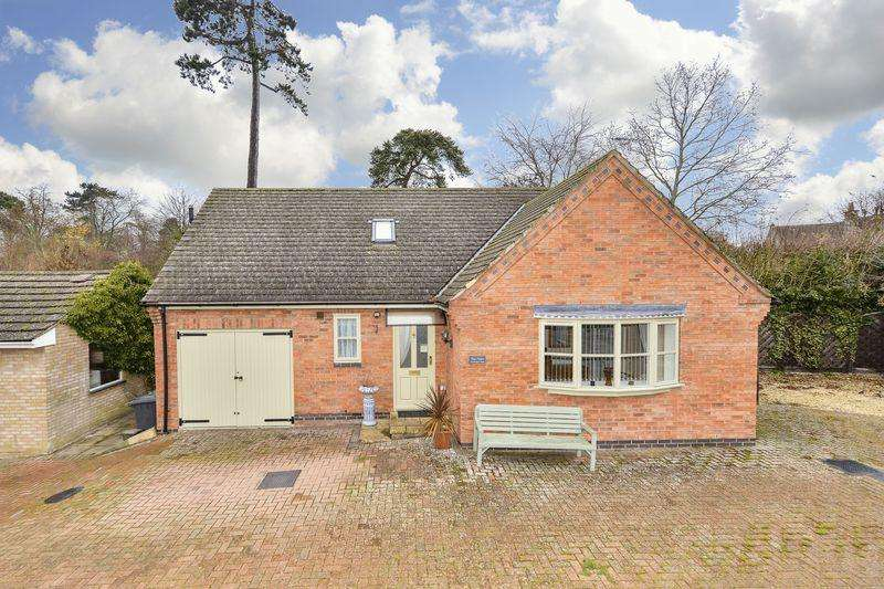 3 Bedrooms Bungalow for sale in Weskers Close, Clipston
