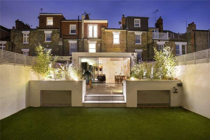 5 Bedrooms Terraced House for sale in Fairlawn Grove, Chiswick, London, W4