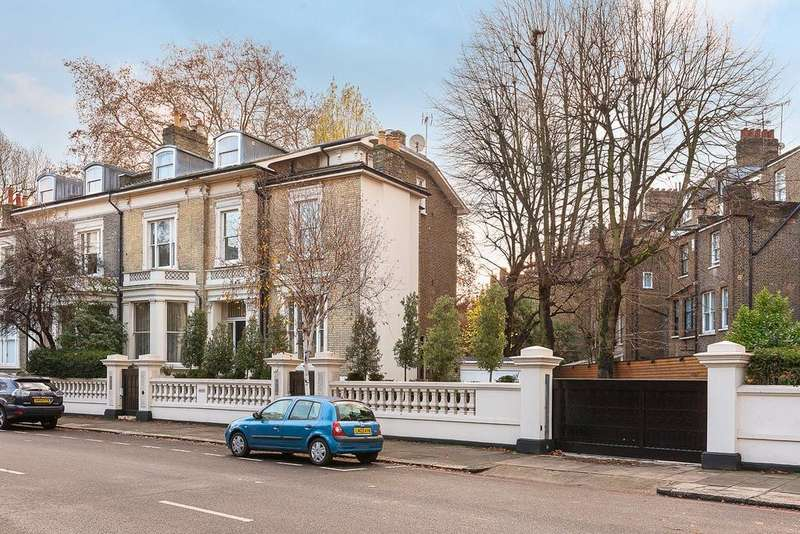 7 Bedrooms House for sale in Addison Crescent, Holland Park, London