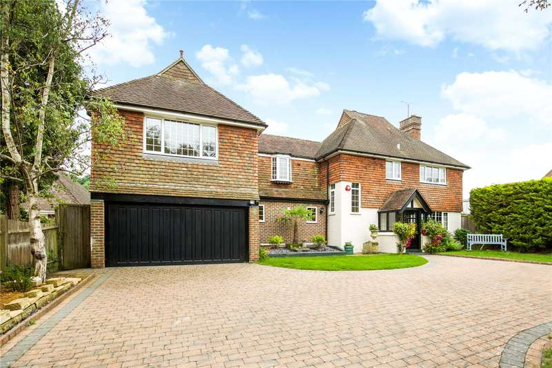 5 Bedrooms Detached House for sale in Lewes Road, Ditchling, East Sussex, BN6