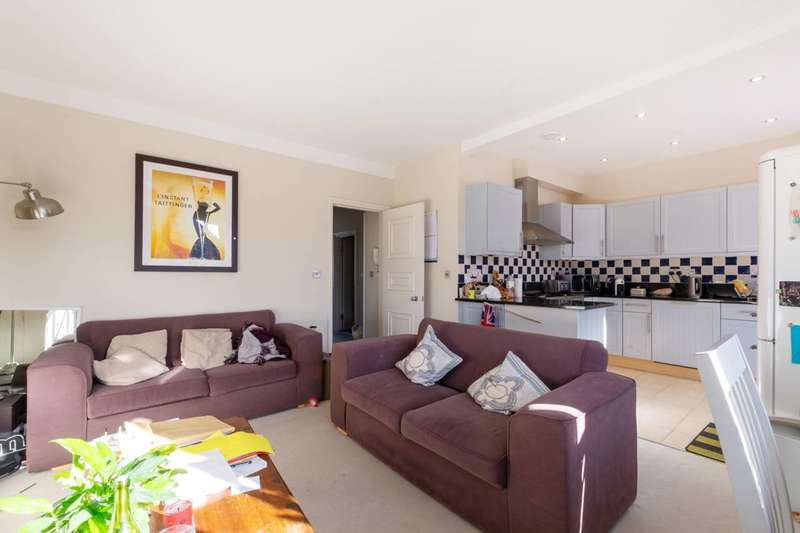 2 Bedrooms Flat for sale in Downton Avenue, Streatham Hill, SW2