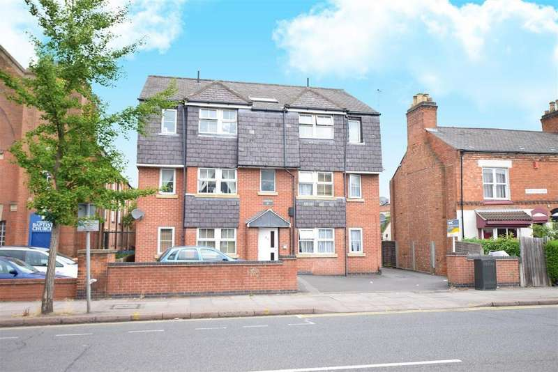 1 Bedroom Apartment Flat for sale in Uppingham Road, Leicester