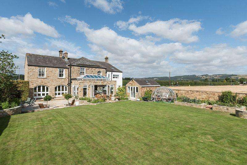 6 Bedrooms Detached House for sale in Station Road, Corbridge