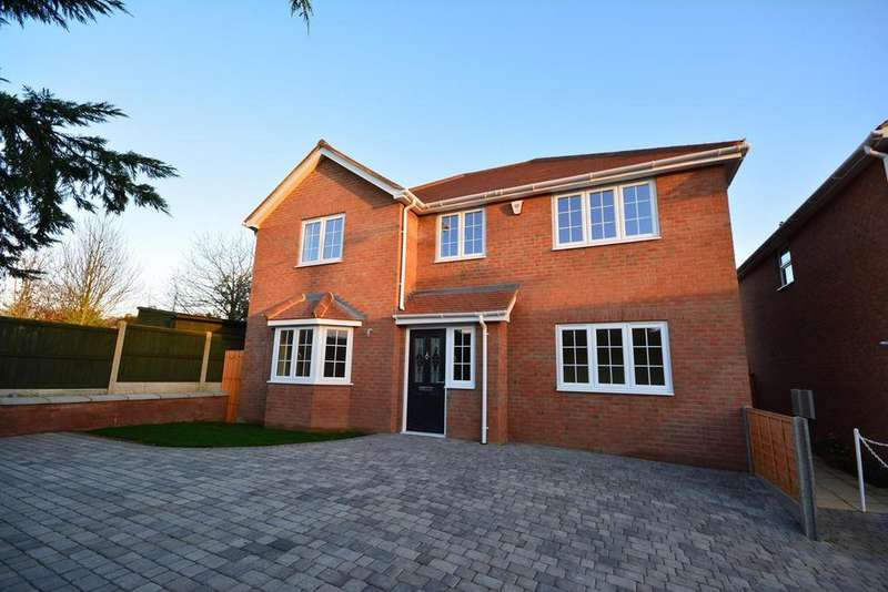 4 Bedrooms Detached House for sale in Highfield Close, Braintree, Essex, CM7
