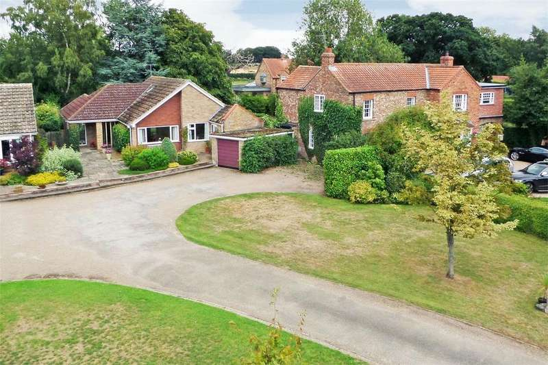 3 Bedrooms Detached House for sale in Chabrier, Warthill, York