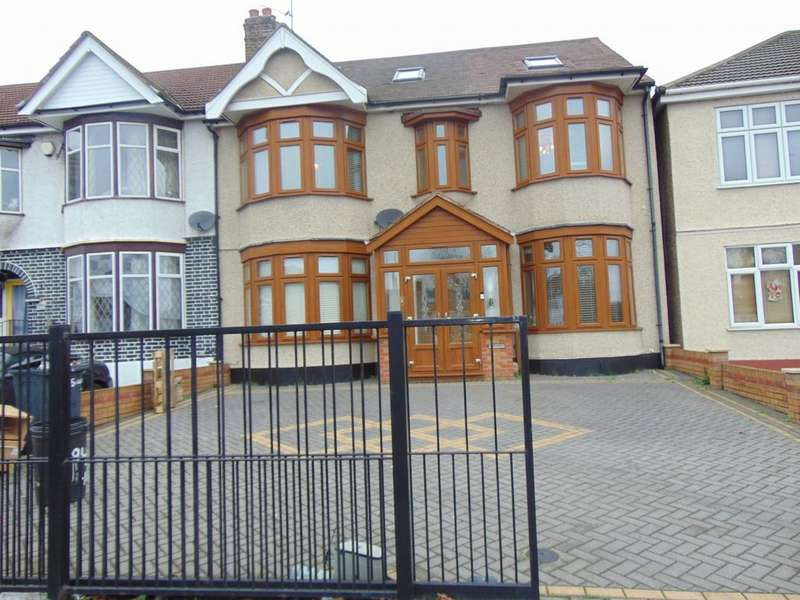 7 Bedrooms Terraced House for rent in Eastern Avenue, Ilford, Essex, IG2