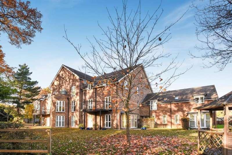 2 Bedrooms Flat for sale in Drey House, Wokingham, RG41
