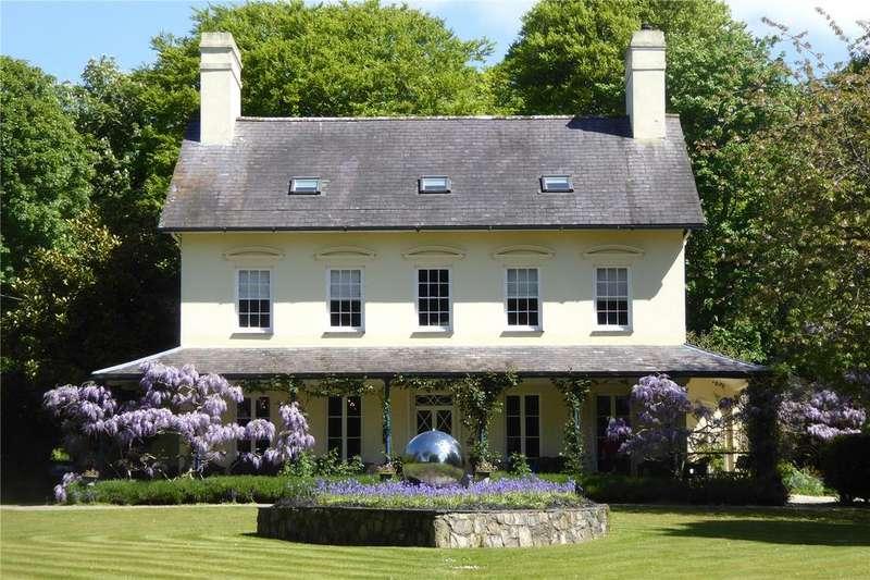 8 Bedrooms Detached House for sale in Nefyn Road, Efailnewydd, Pwllheli, Gwynedd, LL53