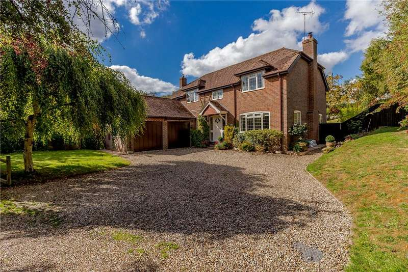 4 Bedrooms Detached House for sale in Winterbourne, Newbury, Berkshire, RG20