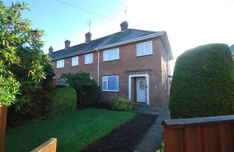 3 Bedrooms End Of Terrace House for sale in Roberts Grove, Winthorpe