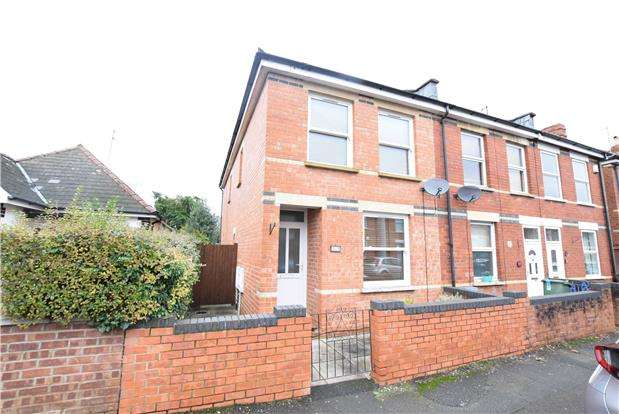 3 Bedrooms End Of Terrace House for sale in Cleeve View Road, CHELTENHAM, Gloucestershire, GL52 5NH