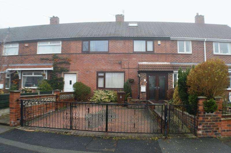 3 Bedrooms Terraced House for sale in Reins Lee Road, Ashton-Under-Lyne