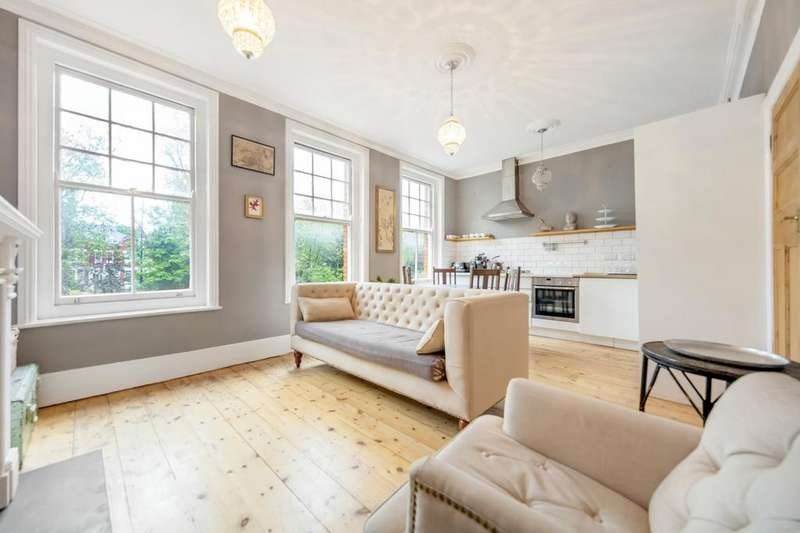 2 Bedrooms Flat for sale in Brixton Hill, London, London SW2