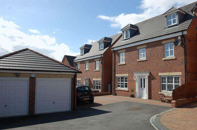 4 Bedrooms Detached House for sale in ** HOT PROPERTY ** Cawfields Close, Wallsend