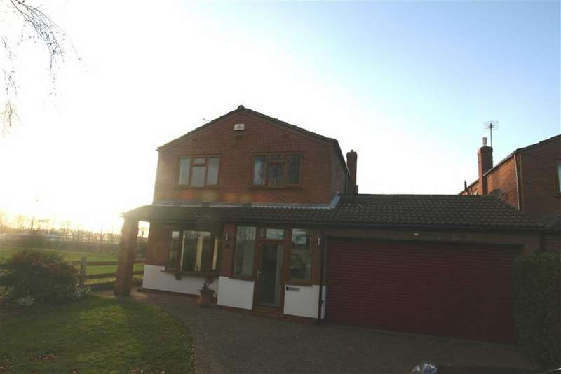 4 Bedrooms Detached House for sale in Brookfield Drive, Wolvey, Hinckley, Leicestershire, LE10