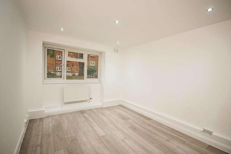 1 Bedroom Apartment Flat for sale in Baytree Road, Brixton Hill