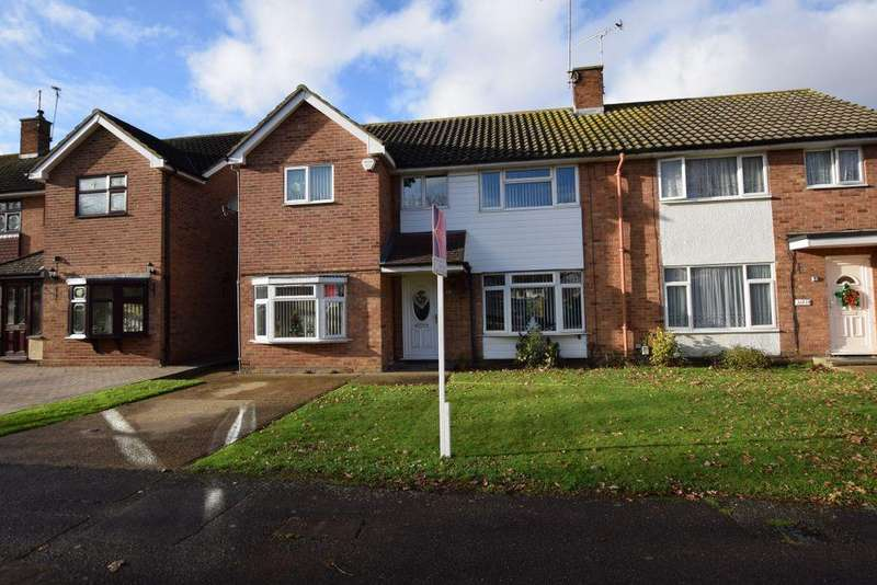 4 Bedrooms Semi-detached Villa House for sale in Ravensdale, Basildon SS16