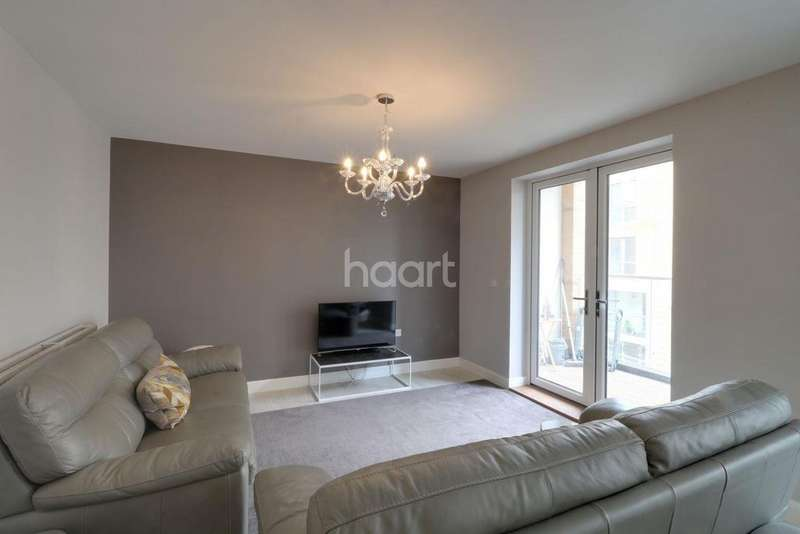2 Bedrooms Flat for sale in Coxwell Boulevard, Colindale NW9