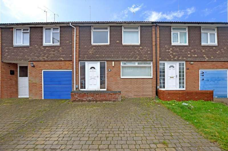 4 Bedrooms Terraced House for sale in Black Swan Lane, Luton, Bedfordshire, LU3 2LU
