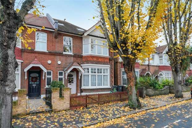 2 Bedrooms Flat for rent in Pleydell Avenue, Hammersmith