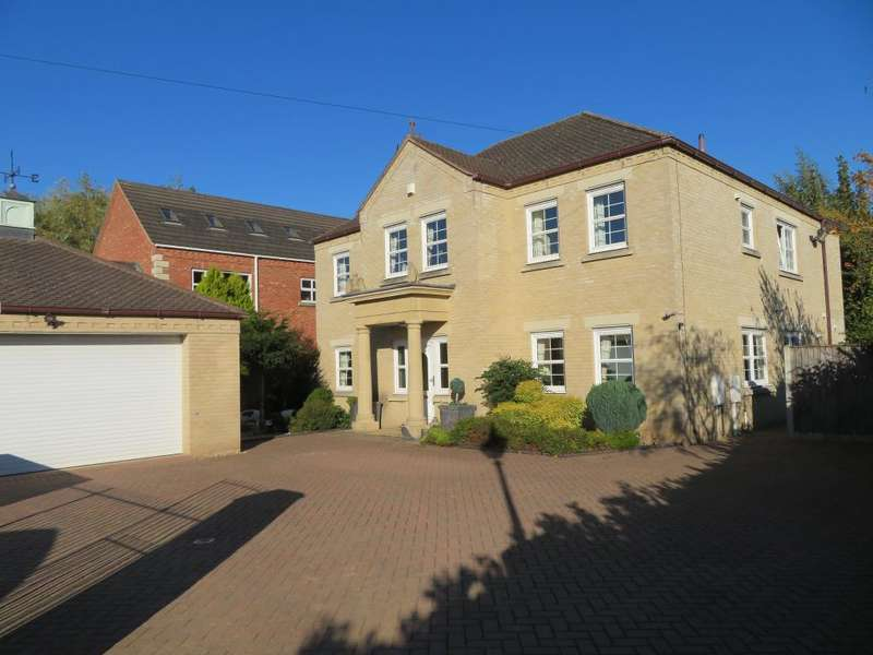 4 Bedrooms Detached House for sale in Ramnoth Road, Wisbech, Cambs, PE13 2SW