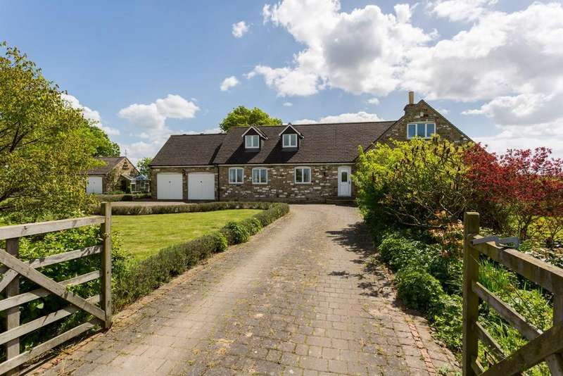 5 Bedrooms Detached House for sale in Wistow Common, Selby