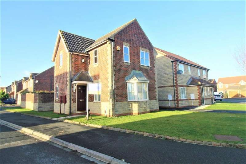 3 Bedrooms Detached House for sale in Intrepid Close, Hartlepool