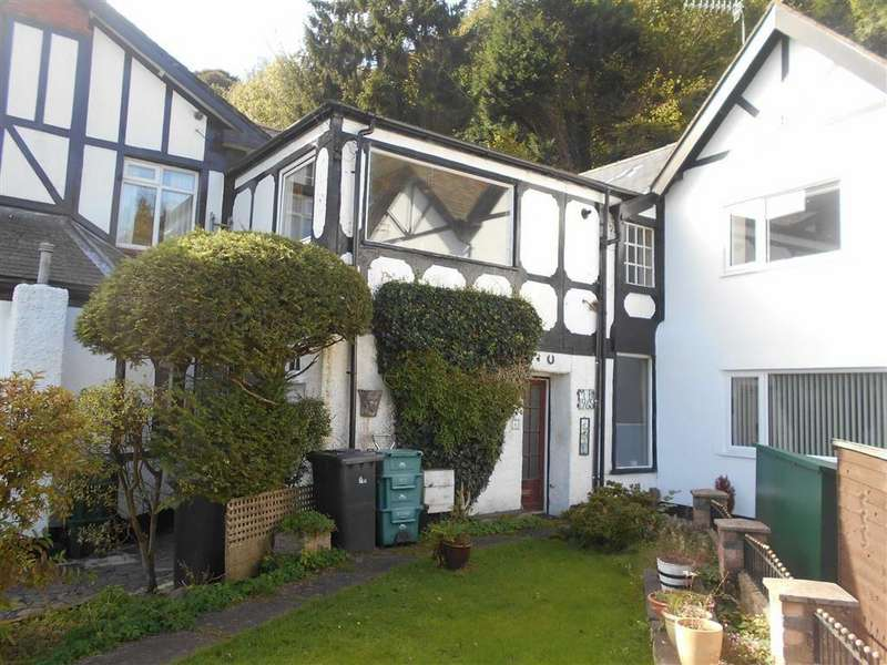 3 Bedrooms Terraced House for sale in Coed Gwydyr, Trefriw